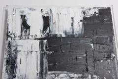 Renato Freitas Renato Freitas Original Oil on Canvas 2015 Black and White 1 - 42507