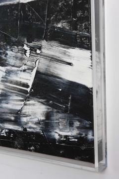 Renato Freitas Renato Freitas Original Oil on Canvas 2015 Black and White Two - 42501