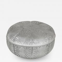 Rene Lalique A Coquilles Box Designed By R Lalique In 1920 - 1427300