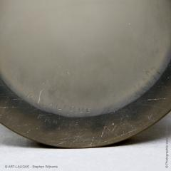 Rene Lalique A Grey R Lalique Bacchantes Vase Designed In 1927 - 1402264