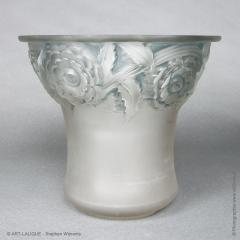 Rene Lalique A Orl ans Vase By R Lalique Designed In 1930 - 1402245