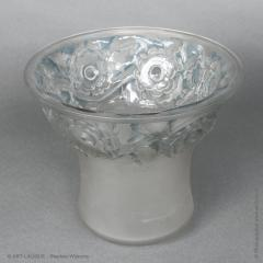 Rene Lalique A Orl ans Vase By R Lalique Designed In 1930 - 1402266
