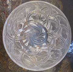 Rene Lalique An Exquisite French Glass Pinsons Bowl by Rene Lalique 1933 - 312670