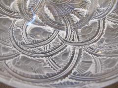 Rene Lalique An Exquisite French Glass Pinsons Bowl by Rene Lalique 1933 - 312672