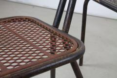 Rene Malaval Rare Set of Four Rene Malaval Radar Chairs - 258493