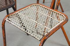 Rene Malaval Rare Set of Four Rene Malaval Radar Chairs - 258494