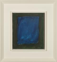 Rex J Ashlock Blue Color Field - 410009