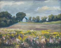 Richard Barnard Chalfant Simplicity Oil on Panel by Richard Chalfant - 89601