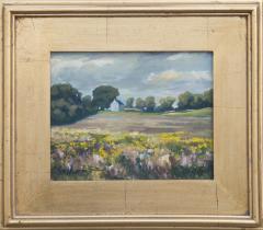 Richard Barnard Chalfant Simplicity Oil on Panel by Richard Chalfant - 89602