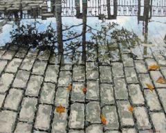 Richard Combes Reflected Railing - 134846