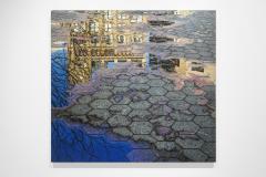 Richard Combes Union Square Reflection - 136708