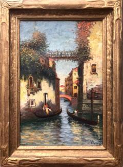 Richard Dey DeRibcowsky Venice Gondolas  - 1166176