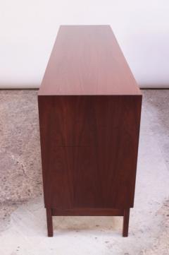 Richard Ernst Artschwager Midcentury American Modern Walnut Sideboard or Dresser by Richard Artschwager - 1701199