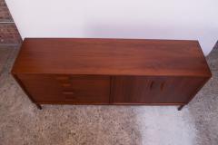 Richard Ernst Artschwager Midcentury American Modern Walnut Sideboard or Dresser by Richard Artschwager - 1701200