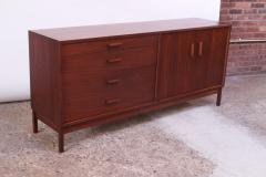 Richard Ernst Artschwager Midcentury American Modern Walnut Sideboard or Dresser by Richard Artschwager - 1701206