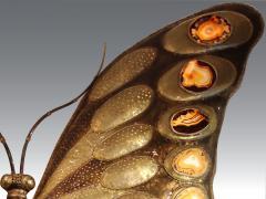 Richard Faure Butterfly Monumental luminous sculpture by Richard Faure - 914030