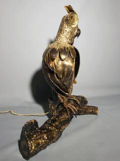 Richard Faure Grand duke on a branch 1980s luminous sculpture by Richard Faure - 913420