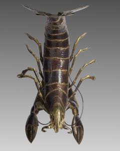 Richard Faure Lobster Fireplace Richard Faure circa 1970 - 915718