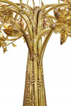 Richard Faure Monumental luminous tree by Richard Faure Unique piece - 1188228