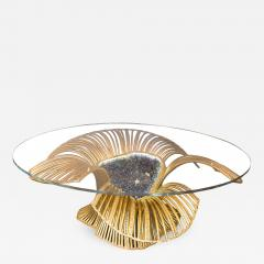 Richard Faure Sculpture table Sea Anemone by Richard Faure - 917329