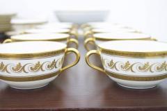 Richard Ginori Dining Coffee Porcelain Set Torino Italy 127 Parts - 828570