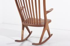 Richard Harrison Studio Rocking Chair by Richard Harrison USA 1960s - 1990304