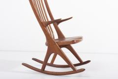 Richard Harrison Studio Rocking Chair by Richard Harrison USA 1960s - 1990305