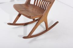 Richard Harrison Studio Rocking Chair by Richard Harrison USA 1960s - 1990307
