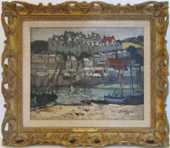 Richard Hayley Lever St Ives From The Quay Cronwall England  - 1507570