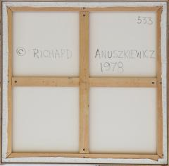 Richard Joseph Anuszkiewicz Light Magenta Square - 297537