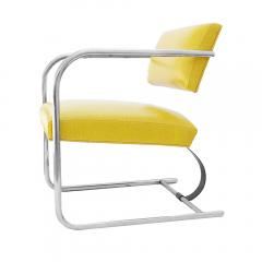 Richard Joseph Neutra Late Production Cantilever Chair by Richard Neutra - 184185