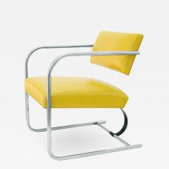 Richard Joseph Neutra Late Production Cantilever Chair by Richard Neutra - 184192
