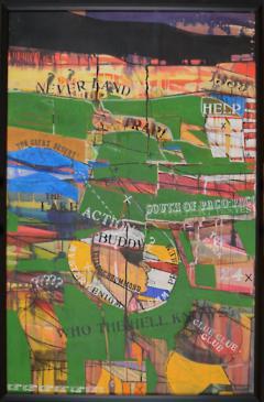 Richard Marshall Merkin Richard Merkin Mixed Media 1965 - 1366733