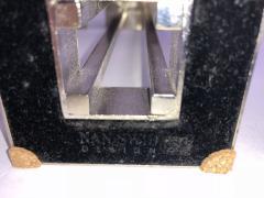 Richard Meier Nan Swid Design Stainless Steel Candlesticks - 1363146