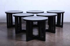 Richard Meier Richard Meier for Knoll Stools - 1301235