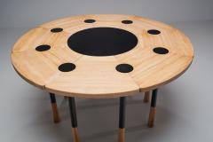 Richard Nissen Richard Bent Nissen Yang Dining Table Denmark 1960s 1950s - 1317878