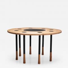 Richard Nissen Richard Bent Nissen Yang Dining Table Denmark 1960s 1950s - 1324220