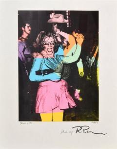 Richard P Manning Large Richard P Manning Cibachrome Print Studio 54 - 297594