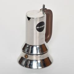 Richard Sapper Richard Sapper for Alessi Stylish Coffee Expresso Maker Vintage Modern ITALY - 1996010