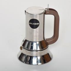 Richard Sapper Richard Sapper for Alessi Stylish Coffee Expresso Maker Vintage Modern ITALY - 1996011