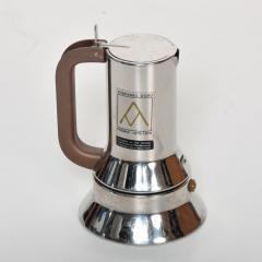 Richard Sapper Richard Sapper for Alessi Stylish Coffee Expresso Maker Vintage Modern ITALY - 1996012