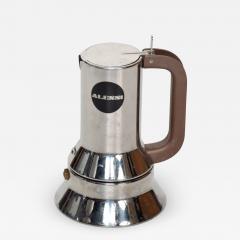 Richard Sapper Richard Sapper for Alessi Stylish Coffee Expresso Maker Vintage Modern ITALY - 1997368