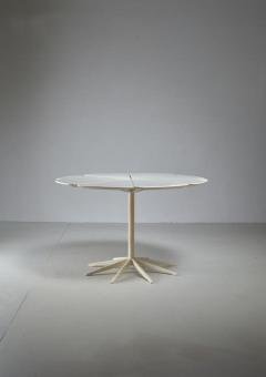 Richard Schultz Richard Schultz Petal Coffee Table in White for Knoll USA 1960s - 772130