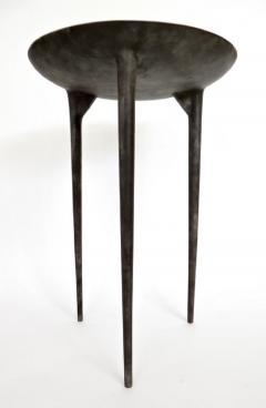 Rick Owens RICK OWENS TALL BRONZE BRAZIER SIDE TABLE - 1223390