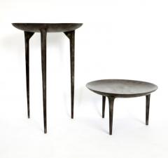 Rick Owens RICK OWENS TALL BRONZE BRAZIER SIDE TABLE - 1223392