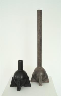 Rick Owens Rick Owens Cast Bronze Swan Neck Vase - 1036199