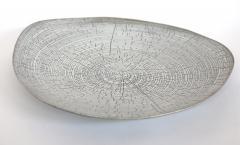 Rina Menardi Rina Menardi Handmade Ceramic Crackled Triangular Bowls and Plate - 295383