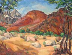 Rinaldo Cuneo Mt Whitney Alabama Foothills - 1516487
