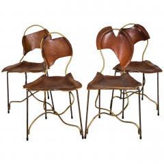 Rob Eckhardt Rob Eckhardt Dolores Chairs Set of Four - 1088738