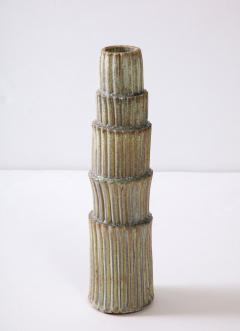 Robbie Heidinger Fluted Stack Vase 1 by Robbie Heidinger - 1160697
